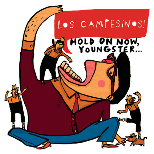 Los Campesinos!, Hold On Now, Youngster… (Wichita-Sinnamon 2008)