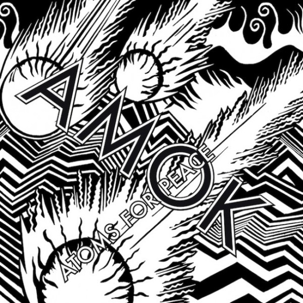 """Atoms For Peace, """"Amok"""" (XL Recordings 2013)"""
