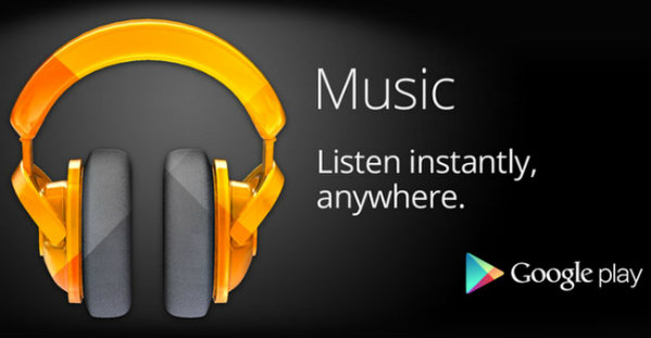Google Play Music, tu música en la nube