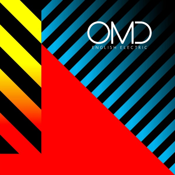 """Orchestral Manoeuvres in the Dark """"English Electric"""" (BMG/100% Records, 2013)"""