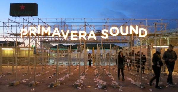 Crónica del Primavera Sound 2013