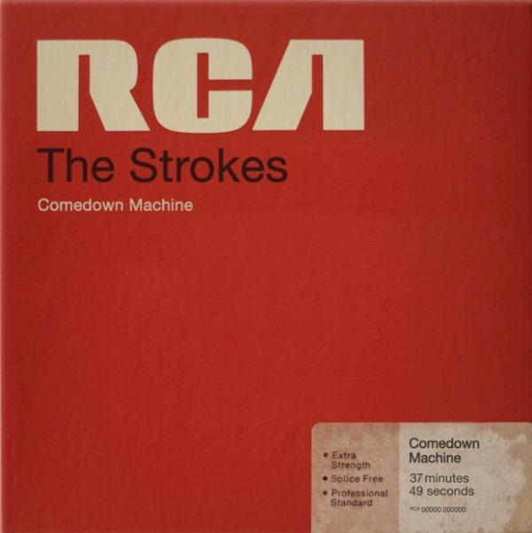 """The Strokes, """"Comedown Machine"""" (RCA 2013)"""
