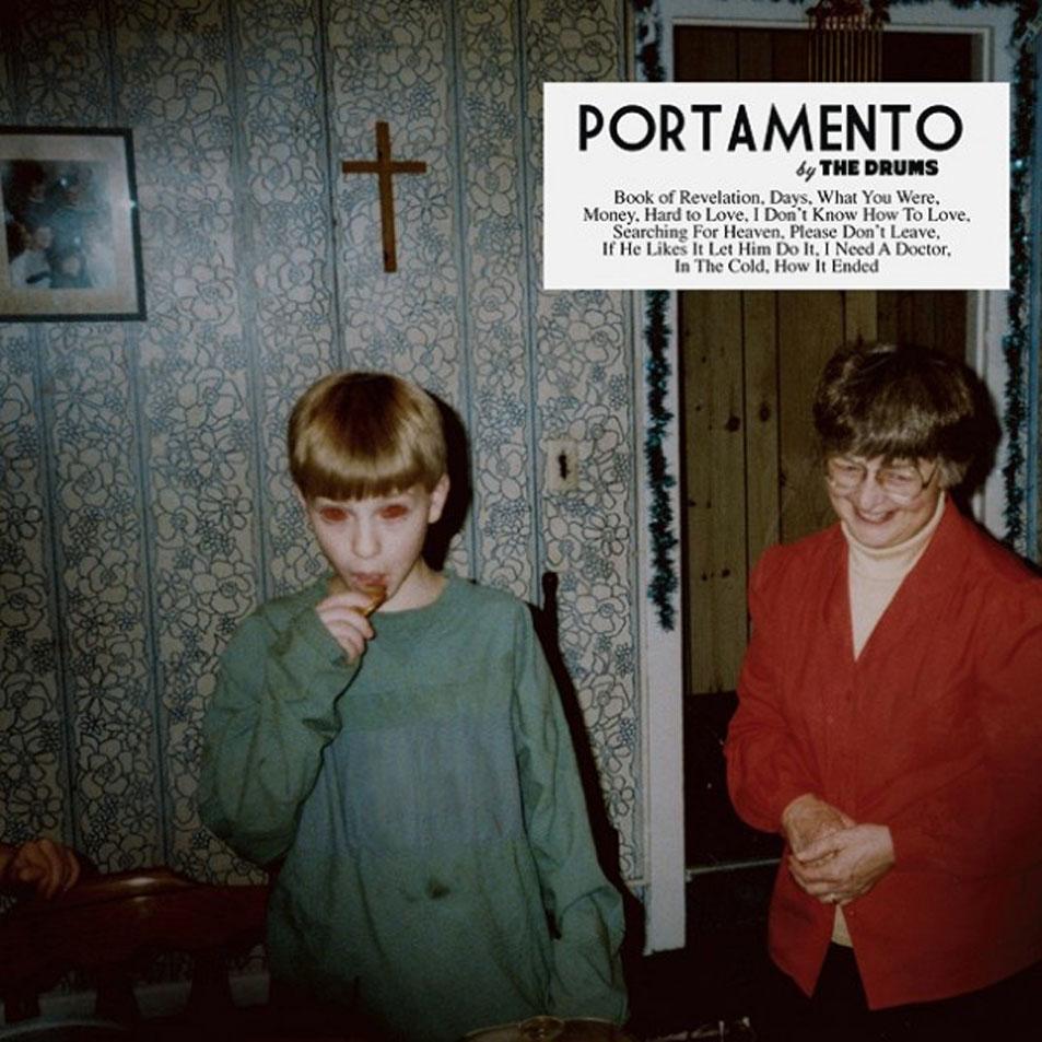 """The Drums """"Portamento"""" (Moshi Moshi 2011)"""