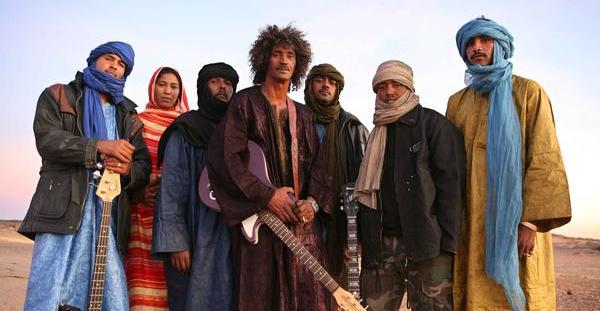 Tinariwen, Las Ruinas y Hans Laguna protagonistas en Rayos C en tus Oídos