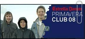 Cartel completo Estrella Damm Primavera Club 2008