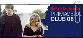 Estrella Damm Primavera Club 2008, más confirmaciones
