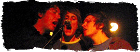 The Wombats, Sala [2], Barcelona (30-10-2007)