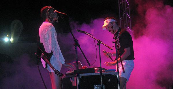Crónica South Pop Isla Cristina 2010