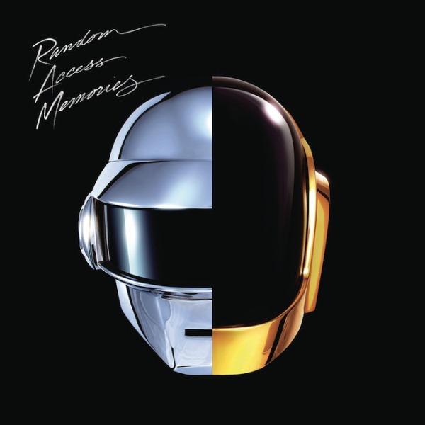 "Daft Punk, ""Random Access Memories"" (Columbia Records, 2013)"
