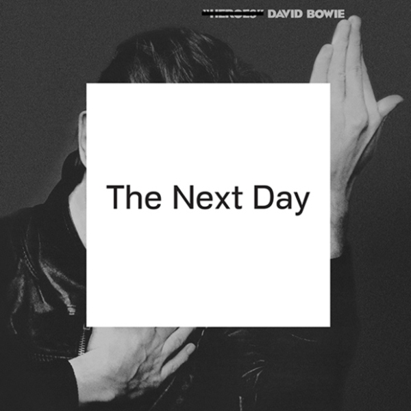"""David Bowie, """"The Next Day"""" (ISO/Columbia Records, 2013)"""