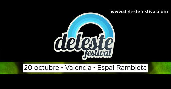 Deleste, un festival con carácter en Valencia