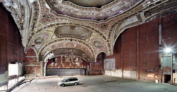 Las Ruinas de Detroit, repaso fotográfico