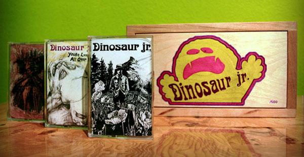 Dinosaur Jr. para nostálgicos