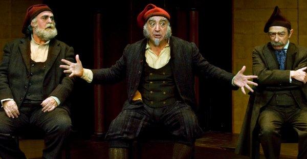 Crítica: Els feréstecs, en el Teatre Lliure