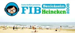 FIB Heineken 2008: Primeros confirmados y abonos a la venta.