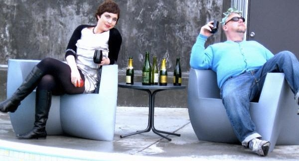 Frank Black y su mujer se pasan al electro-pop