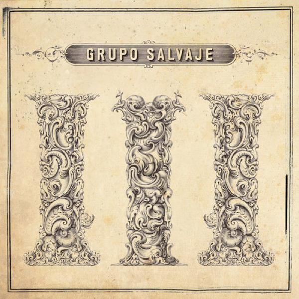"""Grupo Salvaje """"III"""" (Acuarela 2013)"""