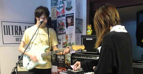 Grushenka, Ultra-local Records, Barcelona (12-04-2013)