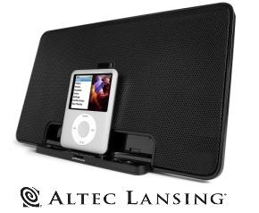 inMotion iM500V3, los nuevos altavoces para iPod Nano de Altec Lansing