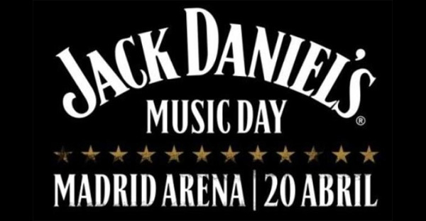 Jack Daniel's Music Day 2012, cartel completo