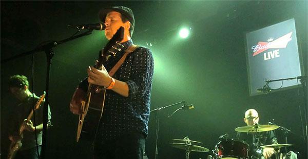 Josh Rouse, Music Hall, Barcelona (8-3-2013)