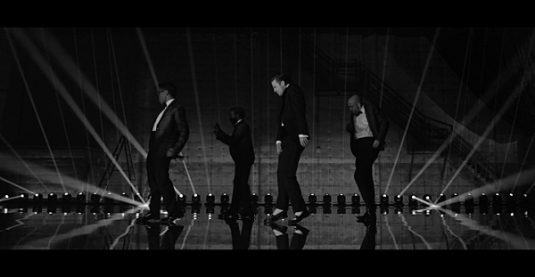 Elegante videoclip para Justin Timberlake dirigido por David Ficher