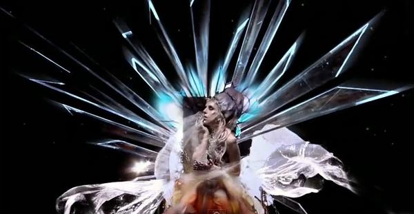 """Lady Gaga estrena video de """"Born this way"""""""