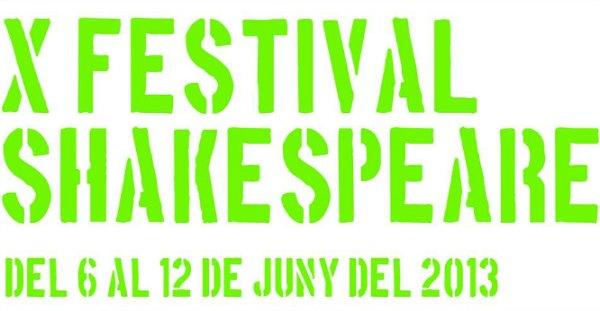 Crítica teatral: X Festival Shakespeare: Poco ruido y excelsas nueces.