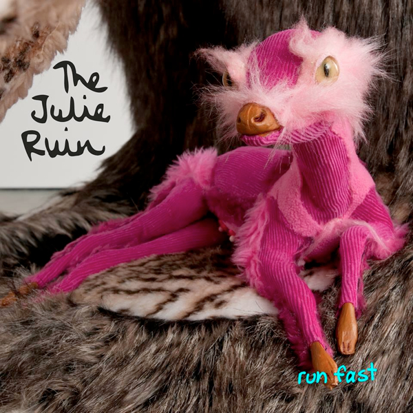 Katheleen Hanna (Le Tigre y Bikini Kill) vuelve con The Julie Ruin