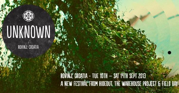 Detalles del festival croata Unknown
