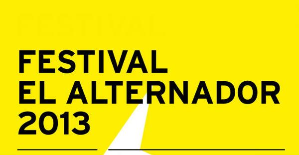 Festival El Alternador 2013, detalles de su próxima edición