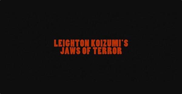 Primer videoclip de LEIGHTON KOIZUMI'S JAWS OF TERROR