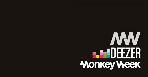 Cerrado el cartel del Deezer Monkey Week 2013