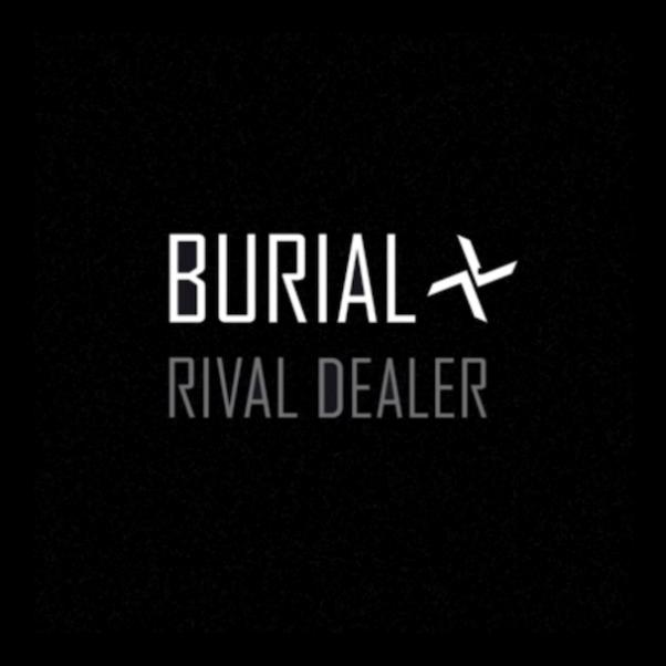 El nuevo Ep de Burial en streaming