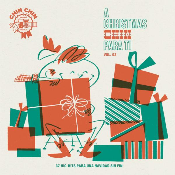 Nuevo recopilatorio navideño de Chin-Chin Records Mundiales