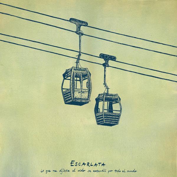 Escarlata, Lo que me dijiste al oído se extendió por todo el mundo (Foehn 2013)