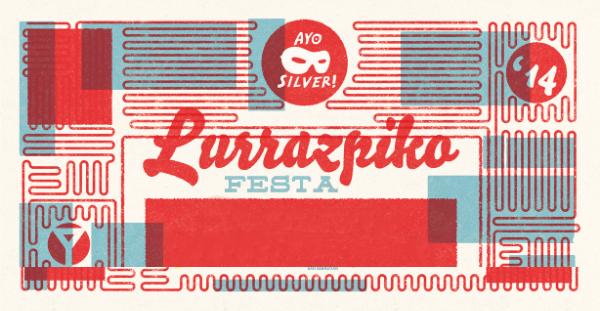 Lurrazpiko Festa 2014, detalles de su próxima edición