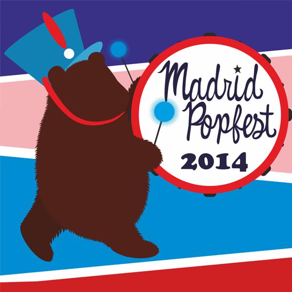 Madrid Popfest 2014, cartel completo
