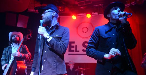 Slim Cesna's Auto Club, El Sol, Madrid (05-02-2014)