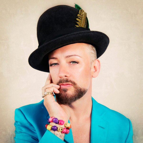 """Boy George, """"This Is What I Do"""" (Very Me, 2013)"""