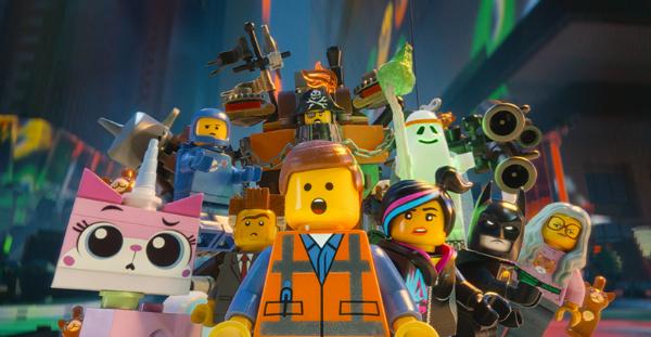 La Lego Película, Philip Lord, Chris Miller y Chris McKay (2014)
