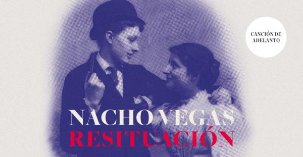 Escucha 'Actores poco memorables', la nueva canción de Nacho Vegas
