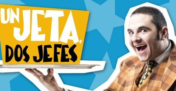 Crítica: Un jeta, dos jefes, en el Teatre Victòria.