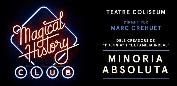 Crítica: Magical History Club, en el teatro Coliseum