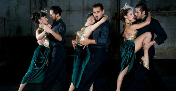 """Crítica: """"Camilo Tango Show"""" en el Teatre del Raval"""