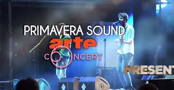 Arte Concert retransmitirá el Primavera Sound de manera online