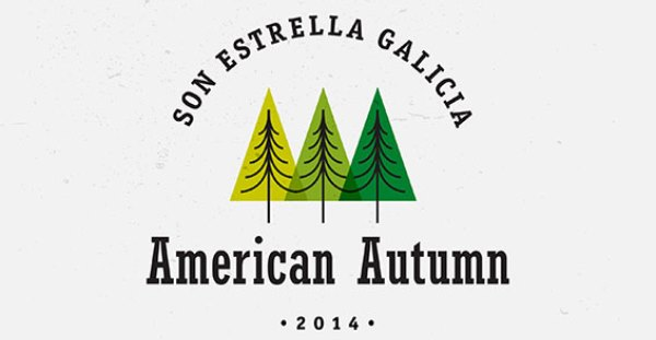 Más nombres para el American Autumn de Son Estrella Galicia y Café Pop & Torgal