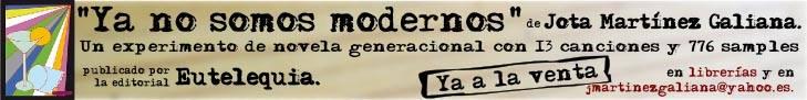 Libro de Jota Martínez Galiana