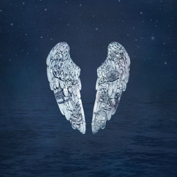 Coldplay, Ghost stories (Parlophone 2014)