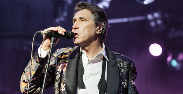 Bryan Ferry anuncia nuevo álbum con colaboraciones de lujo